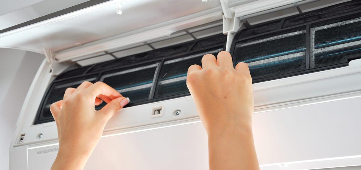 Limpeza do ar condicionado saiba como fazer